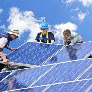 Solar installers Roof measurement
