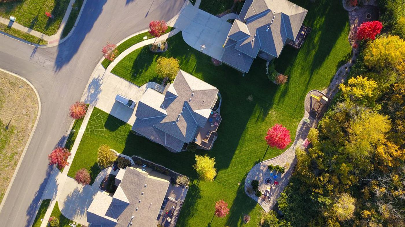 Satellite-Roof-Measurement